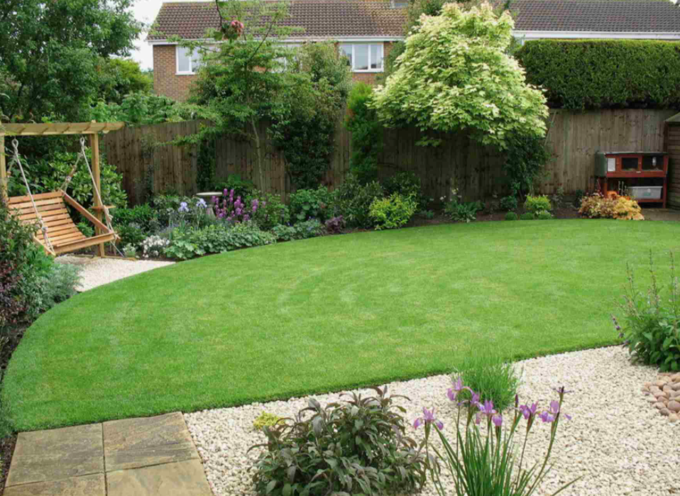 landscape design ideas for backyard
