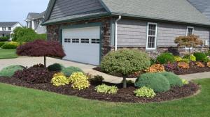 landscape design ideas for front yard